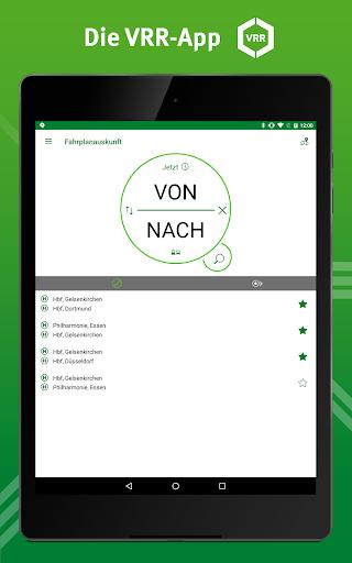 VRR-App - Fahrplanauskunft 5.54.17317 Screenshots 5