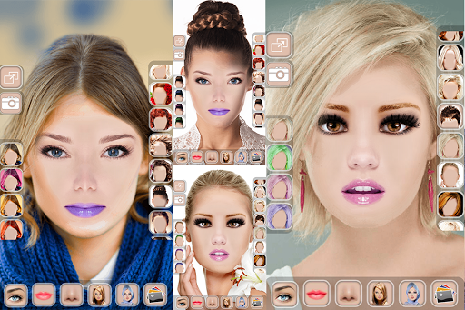 Perfect MakeUp 3D 1.2.3 Screenshots 8