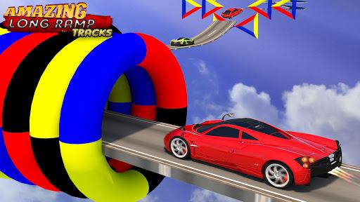 Extreme Car Driving - GT Racing Car Stunts Race 3D 1.0 screenshots 2