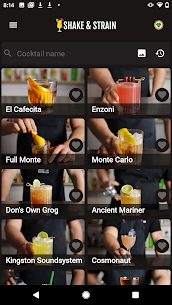Shake and Strain Cocktail Recipes Mod Apk (Premium Activated) 1