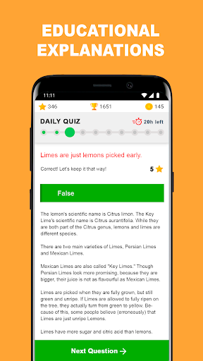 QuizzClub: Family Trivia Game with Fun Questions 2.1.19 Screenshots 3