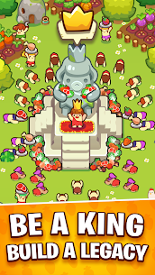 Me is King Mod Apk 0.14.12 (Unlimited Resources) 1