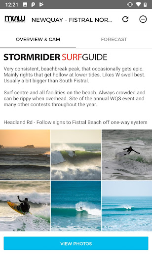 MSW Surf Forecast  Screenshots 2