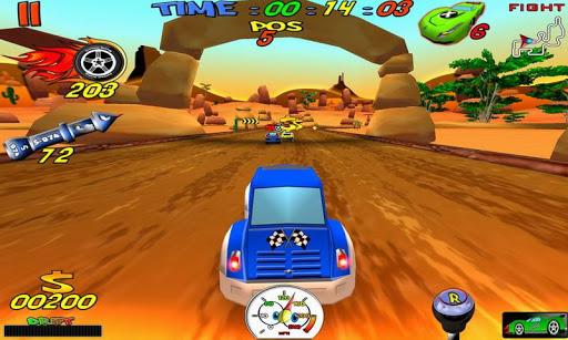 Cartoon Racing apktram screenshots 3