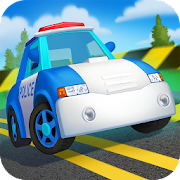 Funny police games for kids