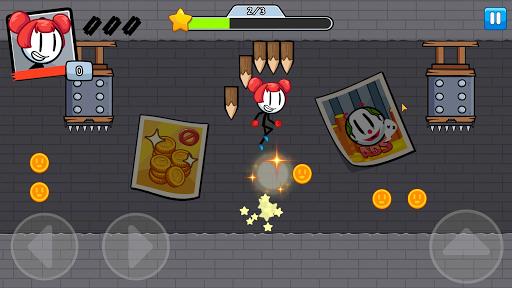 Stick Prison: Stickman Escape Journey android2mod screenshots 12
