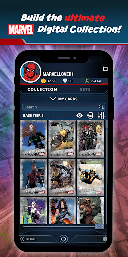 Marvel Collect! by Topps Card Trader 14.3.1 screenshots 1