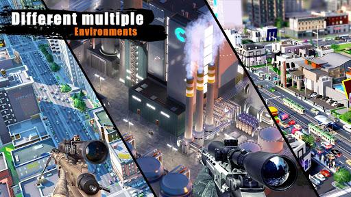 FPS Sniper 3D Gun Shooter :Shooting Games  screenshots 2