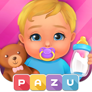 Chic Baby 2 - Dress up & baby care games for kids