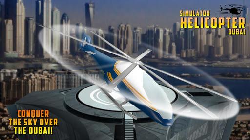 simulator helicopter dubai screenshot 2