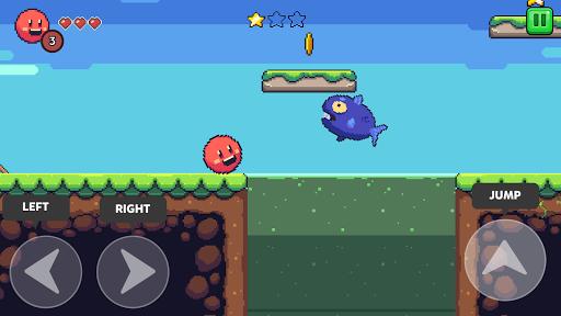 Roller Bounce Ball 5 : Jumping Master  screenshots 2