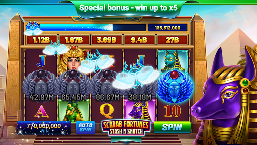 GSN Casino: New Slots and Casino Games 4.22.2 screenshots 1