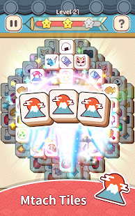 Tile Match Fun:Classic Triple Matching Puzzle Game