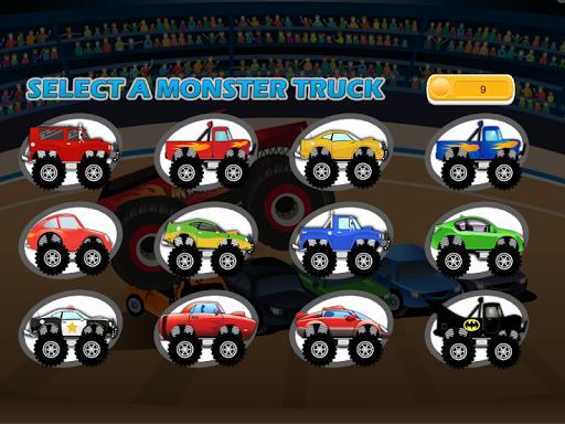 Monster Truck Game for Kids 2.8.1 screenshots 4