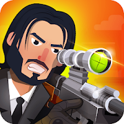 Sniper Captain MOD APK 1.0.6 (Unlimited Money)