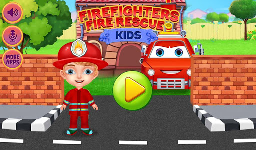 Firefighters Fire Rescue Kids - Fun Games for Kids 1.0.8 screenshots 1