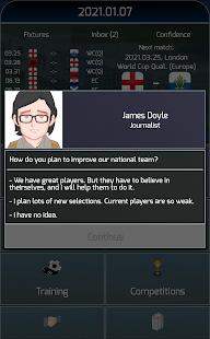 True Football National Manager 1.6.3 screenshots 2