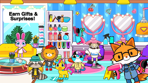 Main Street Pets Village - Meet Friends in Town apkdebit screenshots 5