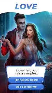 Romance Club – Stories I Play (With Choices) Mod Apk , Romance Club Stories I Play Apk Free 4