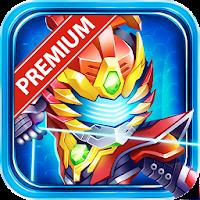 Superhero Armor: City War Premium
