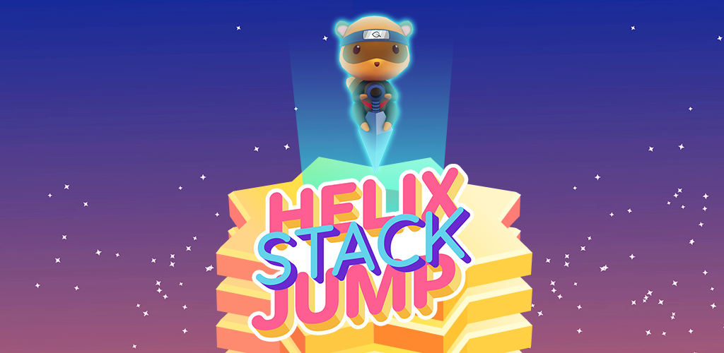 Helix Stack Jump: Fun & Free Addicting Ball Puzzle poster 0