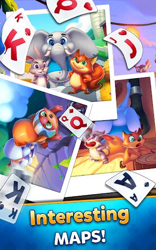 Solitaire Tripeaks Journey - 2022 Card Games  screenshots 13