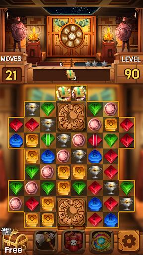 Legend of Magical Jewels: Empire puzzle 1.0.6 screenshots 6