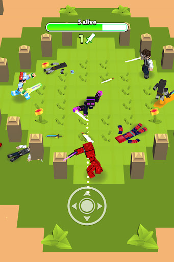 Hunter.io - Craftsman Battle Royale apktram screenshots 11