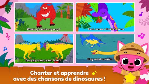 Télécharger gratuit Pinkfong Dino World - Le monde de Dino Pinkfong APK MOD 2