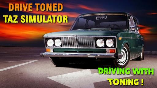 drive toned taz simulator screenshot 3