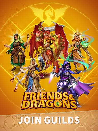 Friends & Dragons screenshots 9