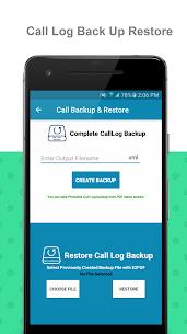 E2PDF – Backup Restore SMS,Call,Contact,TrueCaller 3