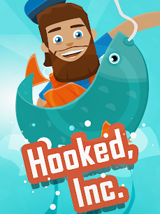 Hooked Inc: Fisher Tycoon 7