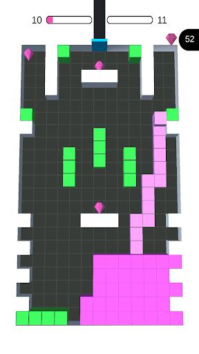 Color Blocks Fill  - block puzzle - coloring games  screenshots 4