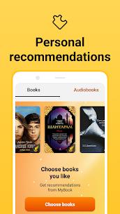MyBook: books and audiobooks 4