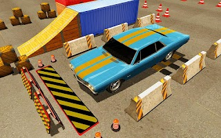 Extreme Sports Car Parking Game: Real Car Parking