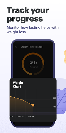 Simple: Intermittent fasting and meal tracking 6.3.2 Screenshots 4
