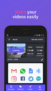 Video Compressor Panda Premium Apk (Premium Features Unlocked) 7