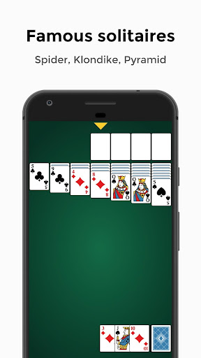 Solitaire free: 140 card games. Classic solitaire 2.30.06.14 screenshots 1