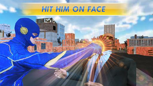 Superhero Flying flash hero game 2020  Screenshots 8