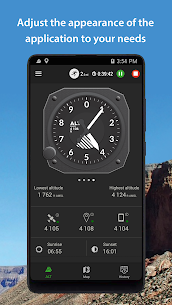 Altimeter Mod Apk 4.5.08 (Premium/Paid Features Unlocked) 4