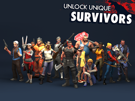 Zombie Anarchy: Survival Strategy Game  Screenshots 11