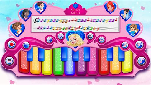 pink real piano - princess piano screenshot 2