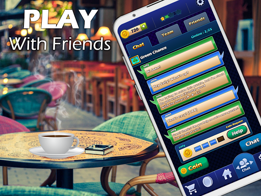 Wordscapes: free Word collect words with friends! apktram screenshots 10