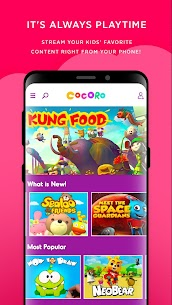 Cocoro – TV Shows for Kids 13.500 Mod + APK + Data UPDATED 1