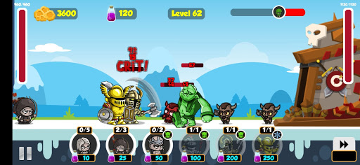 Defence of Heroes  screenshots 20