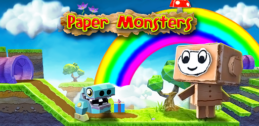 Paper Monsters - GameClub - Apps on Google Play