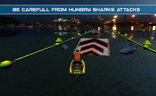 Power Boat Jet Ski Simulator: Water Surfer 3D apktram screenshots 5