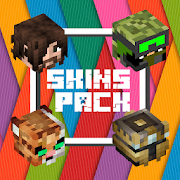 Skin Packs for Minecraft PE