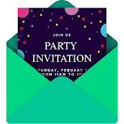 Invitation maker & Card design by Greetings Island